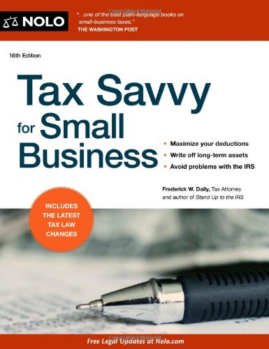 tax-savvy-for-small-business-16th-edition