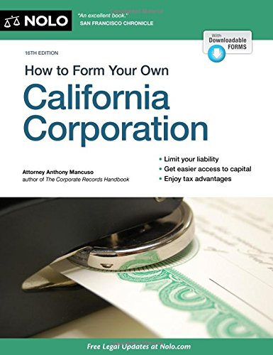 how-to-form-your-own-california-corporation