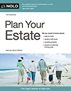 Plan Your Estate by Denis Clifford Attorney