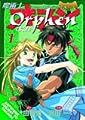 Acheter Orphen volume 1 sur Amazon