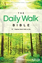 The Daily Walk Bible NIV by Walk Thru the…