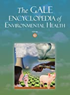 The Gale Encyclopedia of Environmental…