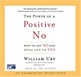 Ury, William: Power of a Positive (Lib)(CD)