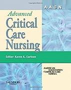 AACN Advanced Critical Care Nursing…