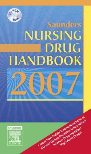 saunders-nursing-drug-handbook-2007-1e-hodgson-nurses-drug-hndbk