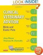 Clinical Veterinary Advisor: Birds and Exotic Pets, 1e