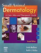 Small Animal Dermatology - Text and…
