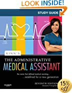 Study Guide for Kinn's The Administrative Medical Assistant: An Applied Learning Approach, 7e