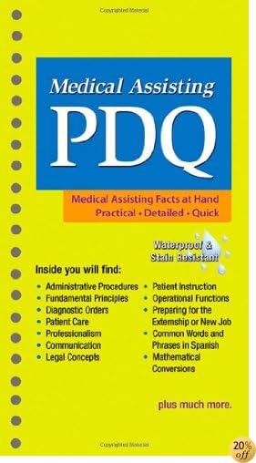 Medical Assisting PDQ, 1e