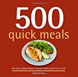 Deborah Gray: 500 Quick Meals (500 Cooking (Sellers))