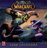 Blizzard Entertainment: World of Warcraft 2008 Calendar