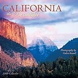 Galen Rowell: California the Beautiful 2009 Wall Calendar (Calendar)