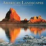 Galen Rowell: American Landscape 2009: Wall Calendar (Calendar)