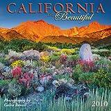 Galen Rowell: California the Beautiful 2010 Wall Calendar (Calendar)