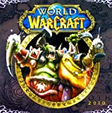 Blizzard Entertainment: World of Warcraft 2010 Mini Wall Calendar (Calendar)