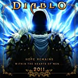 Blizzard Entertainment: Diablo 2011 Wall Calendar (Calendar)