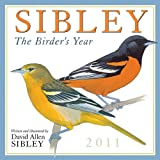 David Allen Sibley: Sibley: The Birders Year 2011 Wall Calendar (Calendar)