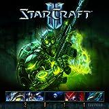 Blizzard Entertainment: StarCraft II 2011 Wall Calendar (Calendar)