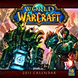 Blizzard Entertainment: World of WarCraft 2011 Wall Calendar (Calendar)