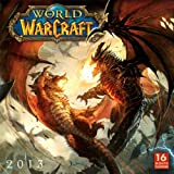 Blizzard Entertainment: The World of WarCraft 2013 Wall (calendar)