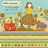 Debbie Mumm: Home is Where the Heart Is 2013 Wall Planner (calendar)