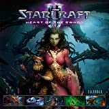 Blizzard Entertainment: StarCraft® II 2014 Wall (calendar)