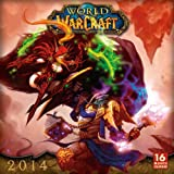 Blizzard Entertainment: World of WarCraft® 2014 Wall (calendar) (Square)