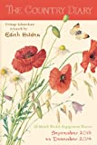 Edith Holden: The Country Diary by Edith Holden 2014 Engagement (calendar)