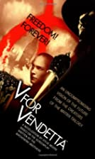 V for Vendetta [movie novelization] by Steve…