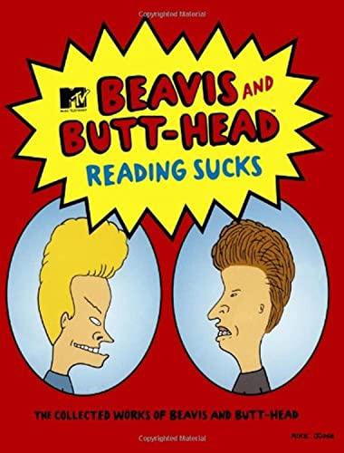 reading-sucks-the-collected-works-beavis-and-butt-head-mtvs-beavis-butt-head