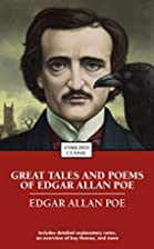 Great Tales and Poems of Edgar Allan Poe by…