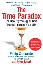 The Time Paradox: The New Psychology of Time…
