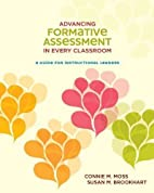 Advancing Formative Assessment in Every…