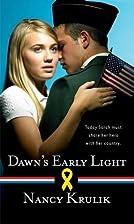 Dawn's Early Light by Nancy Krulik