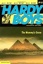 The Mummy's Curse by Franklin W. Dixon