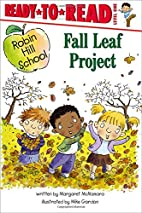 Fall Leaf Project by Margaret McNamara