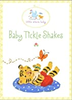 Baby Tickle Shakes: Book and Rattle Gift Set…