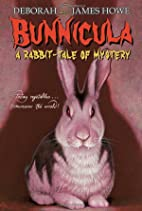 Bunnicula by Deborah Howe