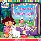 Dora Had a Little Lamb (Dora the Explorer)…