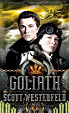 Goliath by Scott Westerfield