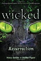 Resurrection by Nancy Holder