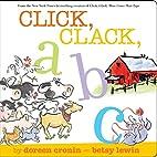 Click, Clack, ABC by Doreen Cronin