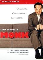 Monk: Season Three by Andy Breckman
