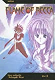 Anzai, Nobuyuki: Flame of Recca, Vol. 4