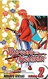Watsuki, Nobuhiro: Rurouni Kenshin 02 (Turtleback School & Library Binding Edition) (Rurouni Kenshin (Prebound))