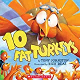 Tony Johnston: 10 Fat Turkeys