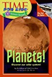 Rudy, Lisa Jo: Planets! (Turtleback School & Library Binding Edition) (Time for Kids Science Scoops (Prebound))