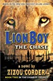 Corder, Zizou: Lionboy: The Chase (Turtleback School & Library Binding Edition) (Lionboy Trilogy (Prebound))