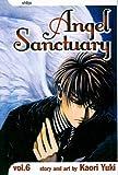 Yuki, Kaori: Angel Sanctuary, Volume 6 (Angel Sanctuary (Prebound))