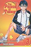 Konomi, Takeshi: The Prince of Tennis, Volume 3